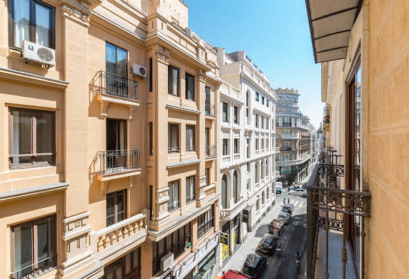 Apartamentos Caballero De Gracia Madrid
