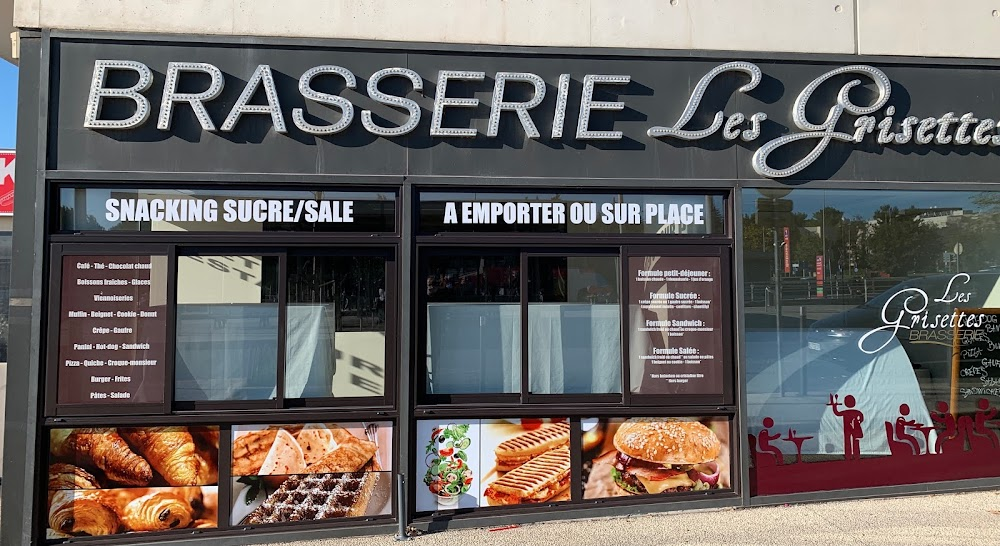 photo du resaurant Brasserie les Grisettes