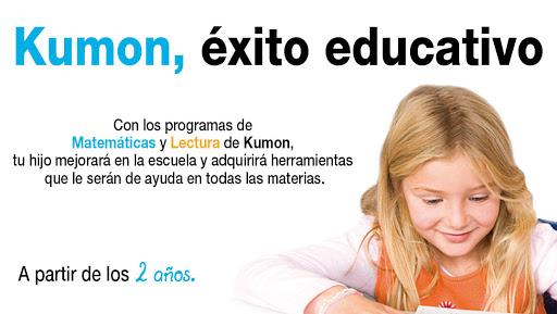 Centro Kumon de Matemáticas, Lectura e Inglés