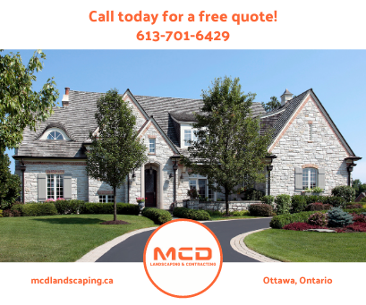 Lawn care service MCD Landscaping & Contracting in Ottawa (ON) | LiveWay