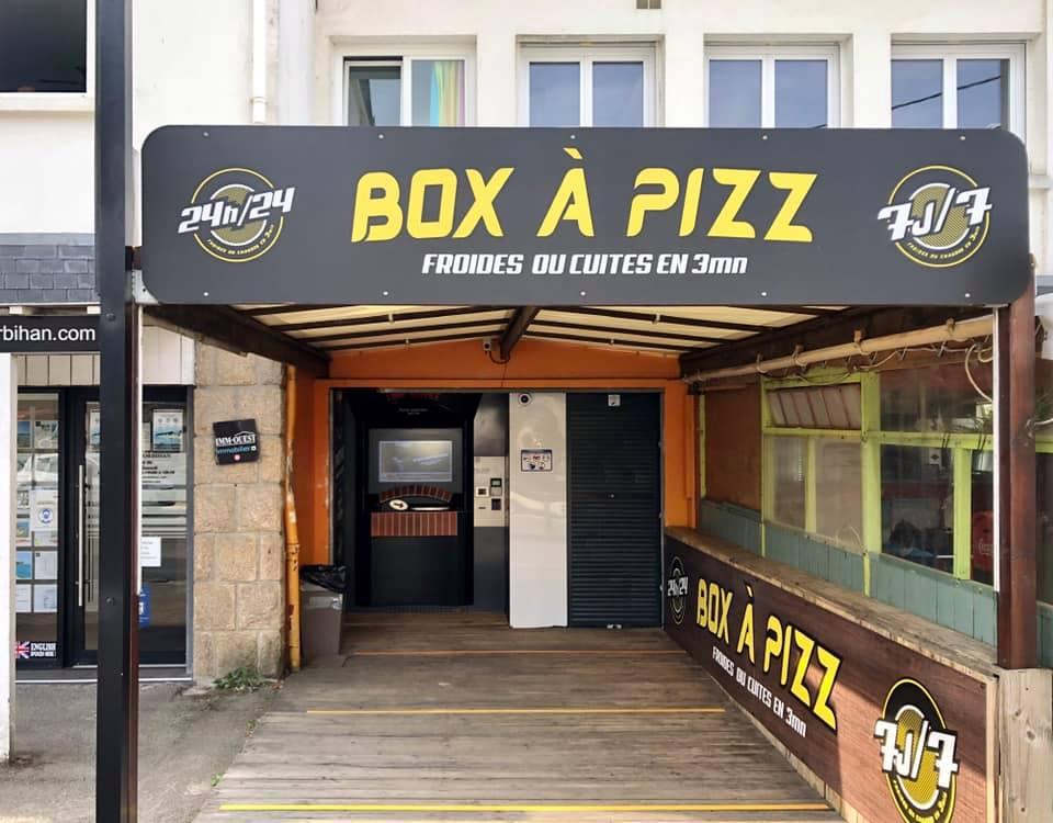 photo du resaurant BOX A PIZZ Carnac