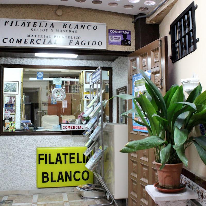 Filatelia Blanco