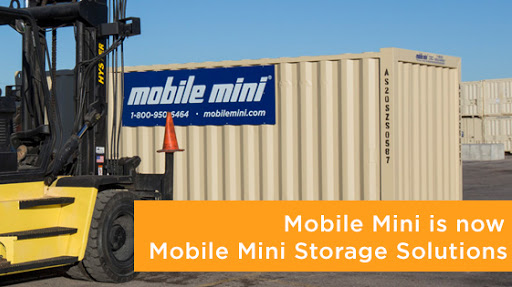Container Service Mobile Mini Portable Storage Offices