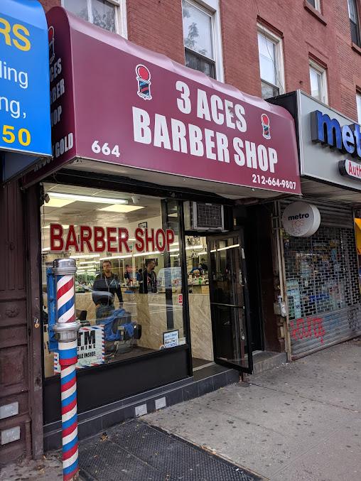3 Aces Barber Shop