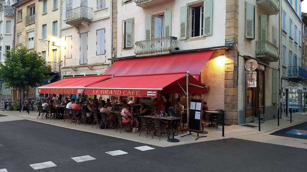photo du resaurant Le Grand Café