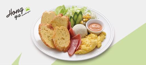 弘爺漢堡A7早餐店