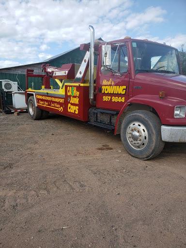Service de remorquage Mark's Towing - Cash for Junk Cars à Norton (NB) | AutoDir