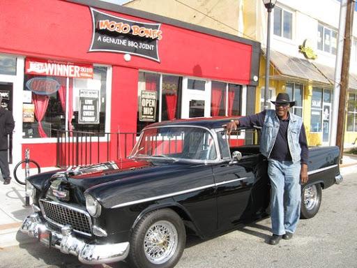 Barbecue Restaurant «Mojo Bones OV», reviews and photos, 9659 1st View St, Norfolk, VA 23503, USA