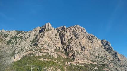 Castell de Collbató
