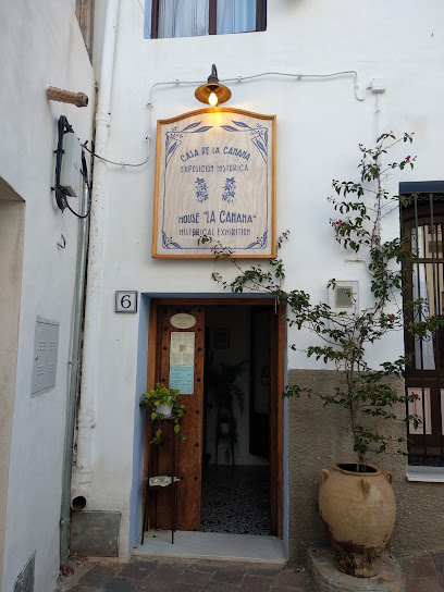 MUSEO Casa de la Canana