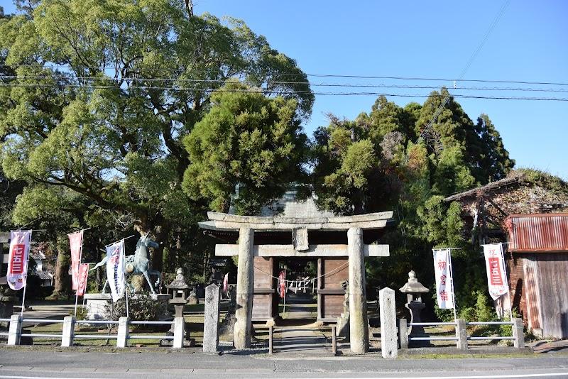 上内八幡宮
