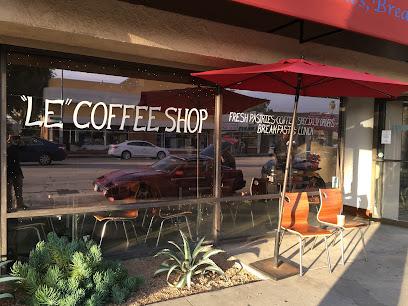 """Cafe Laurent's """"Le"""" Coffee Shop"""