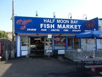 Half Moon Bay Fish Market