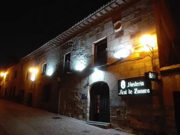 Hotel Hosteria Real Zamora