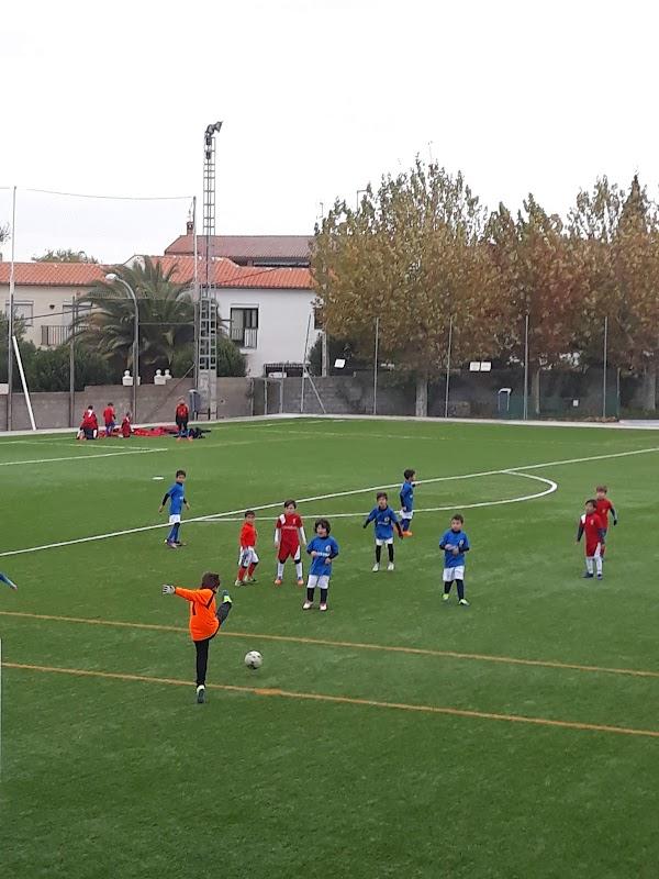 Campo fútbol Argés