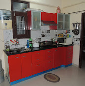 Steel Modular KitchenLoni