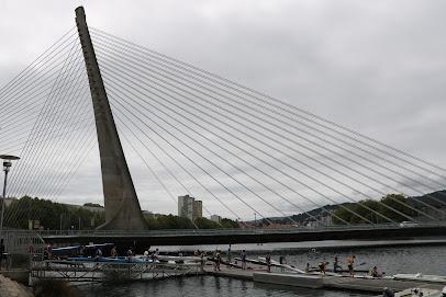 Ponte dos Tirantes de Pontevedra