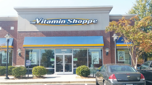 Vitamin & Supplements Store «Vitamin Shoppe», reviews and photos, 3226 Buford Dr NE, Buford, GA 30519, USA