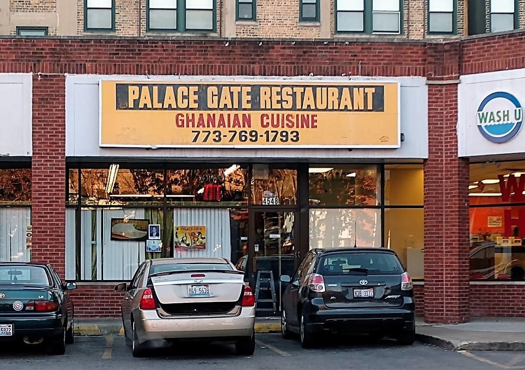 Palace Gate Restaurant - Ghanaian cuisine