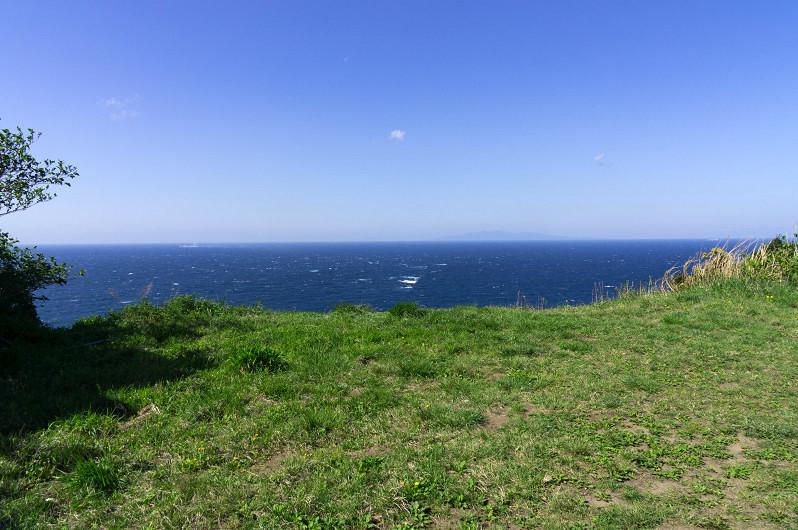 パラグライダー場(西側)