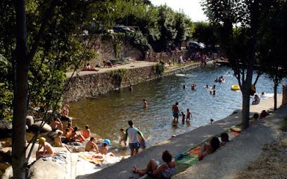 Natural Pool Casas Del Monte