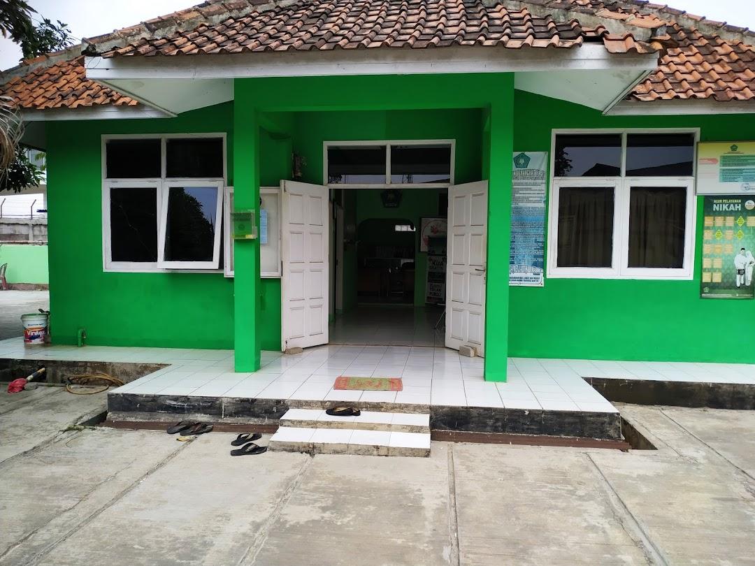 Kua Kecamatan Cisauk Di Kota Tangerang