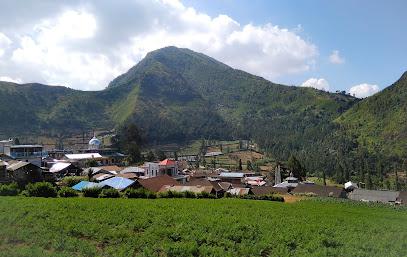 Wisata Dieng Plateau