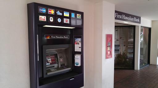First Hawaiian Bank Eaton Square Branch in Honolulu, Hawaii