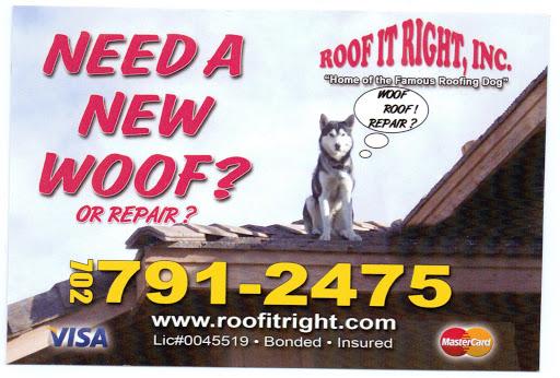 Roof It Right in Las Vegas, Nevada