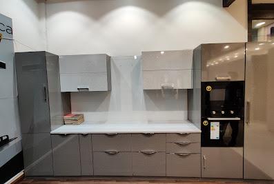 National Timber-Moduler Kitchen/Hardware Shop/WPC Board/Mica Showroom and Korean Stone in AligarhAligarh
