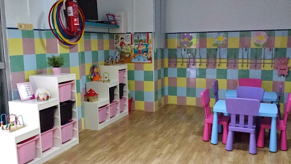 Sol y Luna Escuela Infantil