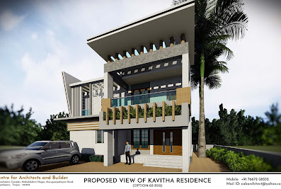 Centre for Architects and BuilderTiruppur