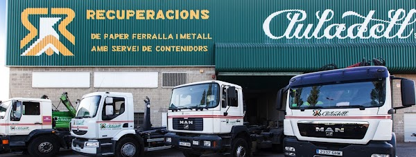 Recuperacions Auladell, Reciclaje, alquiler contenedores.