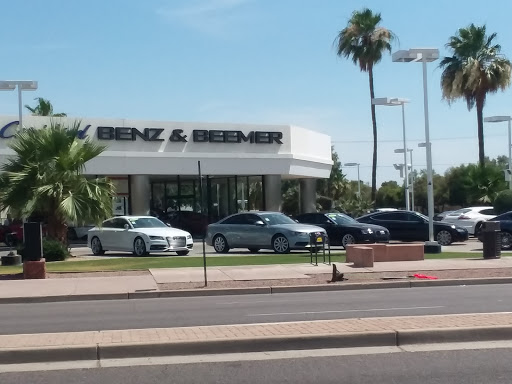 Used Car Dealer «Certified Benz U0026 Beemer», Reviews And Photos, 6725 E  McDowell Rd, ...
