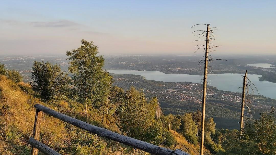 Panorama sulla Città dal Piazzale Belvedere e dal Forte di Orino