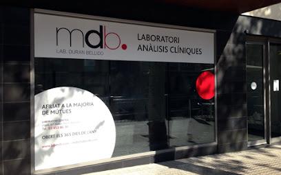 mdb Laboratori d'Análisis Cliniques
