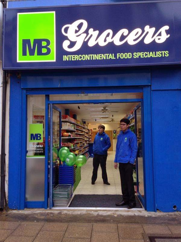 MB Grocers