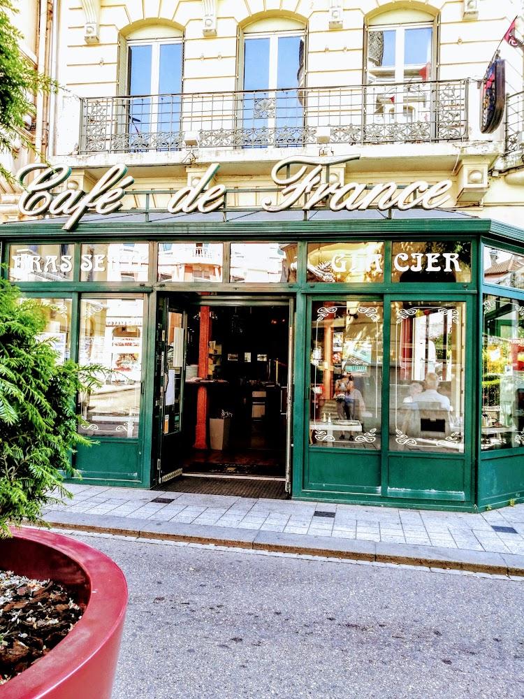 photo du resaurant Cafe de France