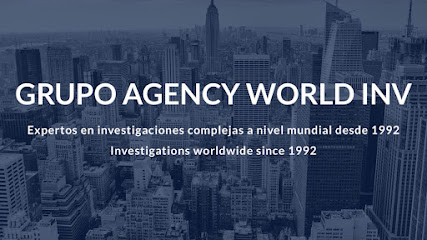 Grupo Agency World Inv – Detectives Privados en Madrid