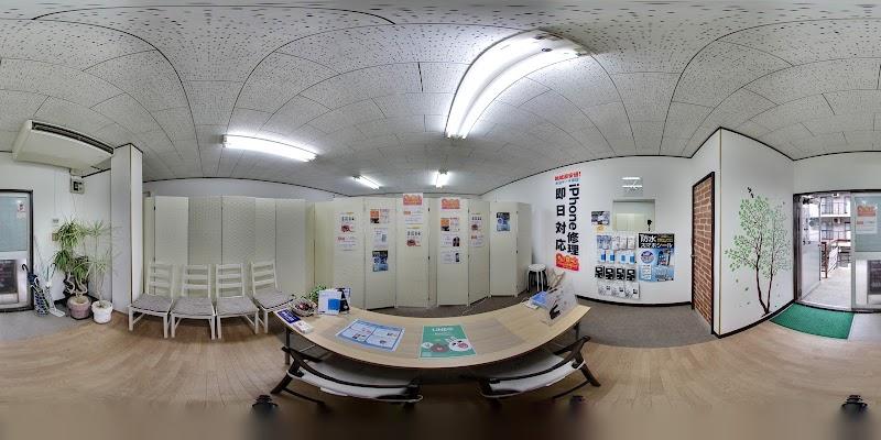 iPhone修理のクイック千葉津田沼店