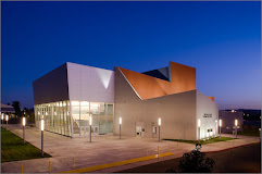 outside view of performing arts center