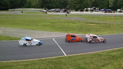 Oreville Speedway, Go Kart Track