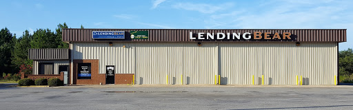 Lending Bear, 933 S 1st St, Jesup, GA 31545, Financial Institution