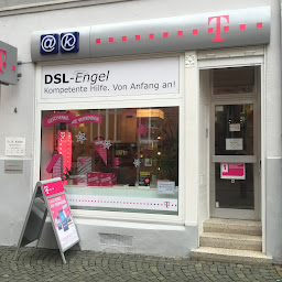 Telekom Mobilfunk Festnetz Internet Shop Saarbrücken DSL-Engel