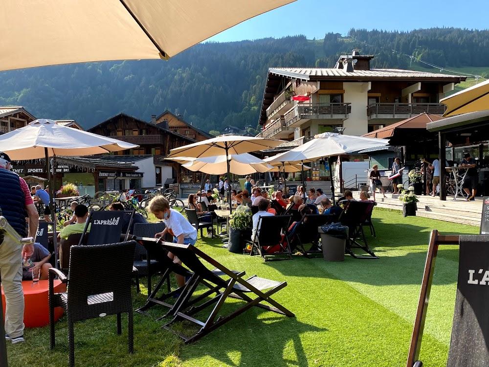 photo du resaurant L'Aprèski Bar Resto - Les Gets