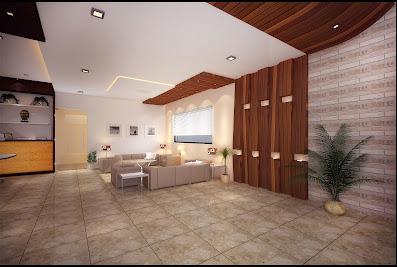 Dimension style interior