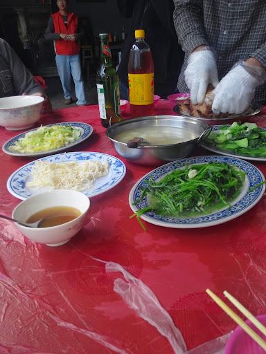 炒野菜秘境餐廳