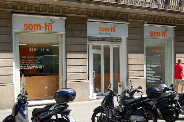 Academia Oposiciones Barcelona Som-hi