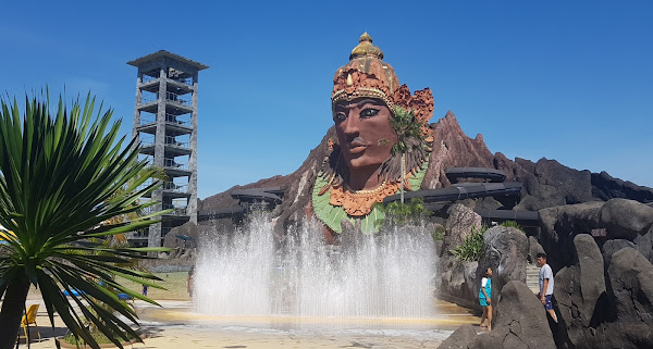 Pandawa Water World Wahana Permainan Air Terbaik Solo Sanjaya Tour
