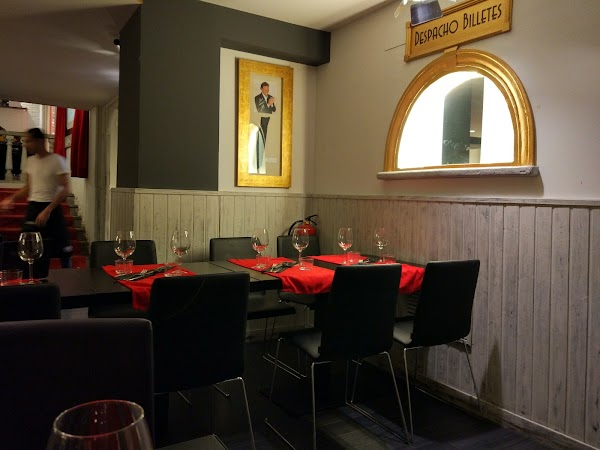 Restaurante De Cine Avila
